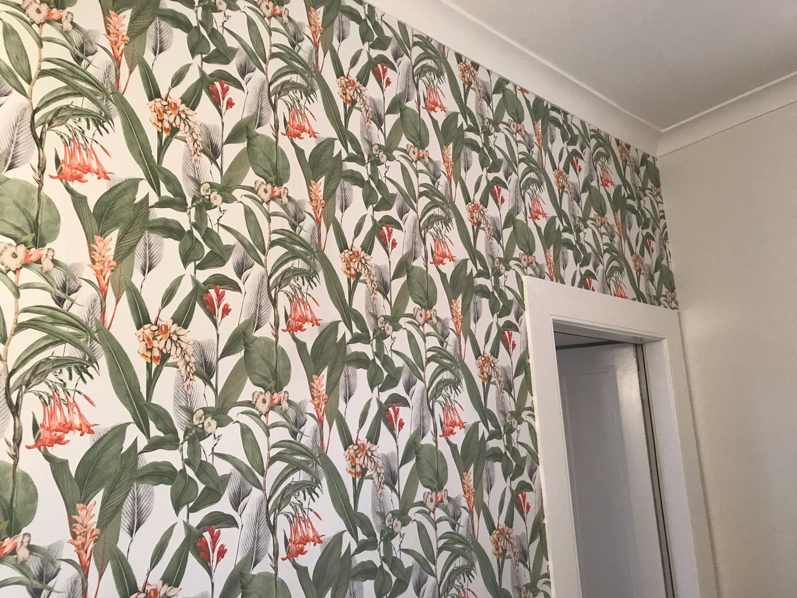 Alexander Decorators wallpapering